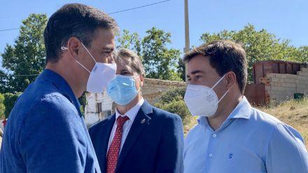 Carlos García agradece 'la sensibilidad' del Gobierno para actuar sobre las consecuencias de los incendios