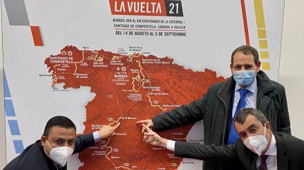 El Barraco se prepara para recibir el domingo a la Vuelta Ciclista a España