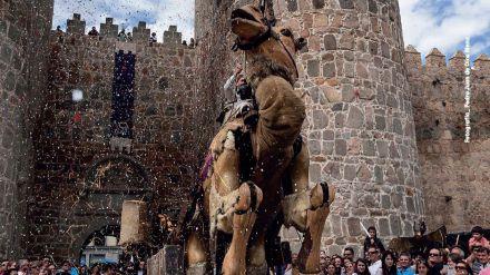 Así será el regreso del Mercado Medieval en Ávila