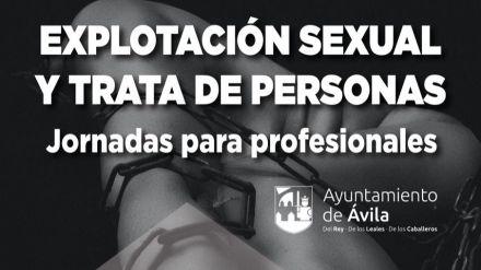 Jornadas sobre explotación sexual y trata de personas en Ávila