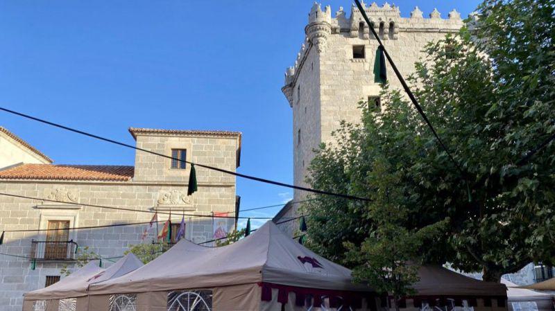 Once empresas agroalimentarias de Ávila Auténtica en las XXIV Jornadas Medievales