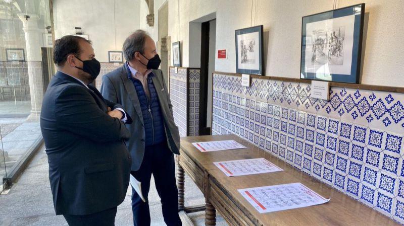 Exposiciones: Las vidas paralelas de los hermanos Bécquer este mes en el Torreón de los Guzmanes