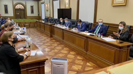 La Diputación se marca como objetivo transformar digitalmente el comercio abulense