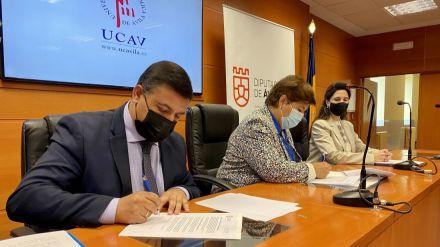 La Diputación de Ávila y la UCAV impulsan una Cátedra para el estudio de la obra política de Adolfo Suárez