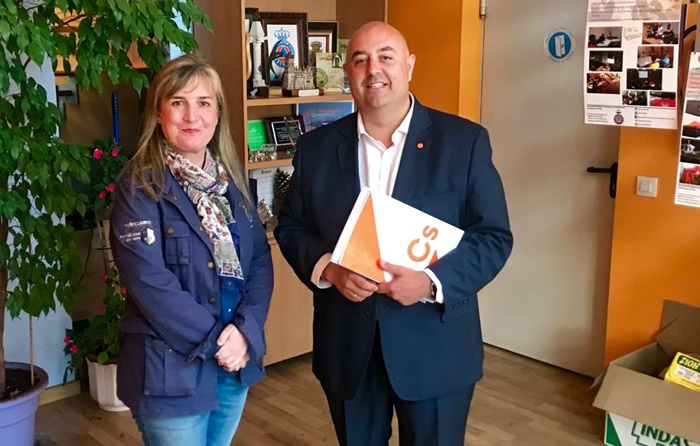 """Carlos López (Cs): """"Los empleados municipales son el principal activo de nuestro Ayuntamiento"""""""