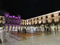 ¿Están suficientemente iluminados los pasos de peatones de Ávila?