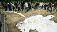 EL PSCyL exige soluciones al fin de la cuota láctea
