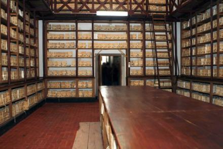 La ministra de Defensa amplía el acceso a documentos anteriores a 1968 custodiados en archivos militares