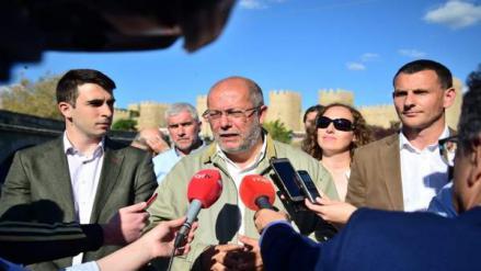 Igea asegura que con Ciudadanos Castilla y León 'se va a plantear qué quiere ser de mayor'