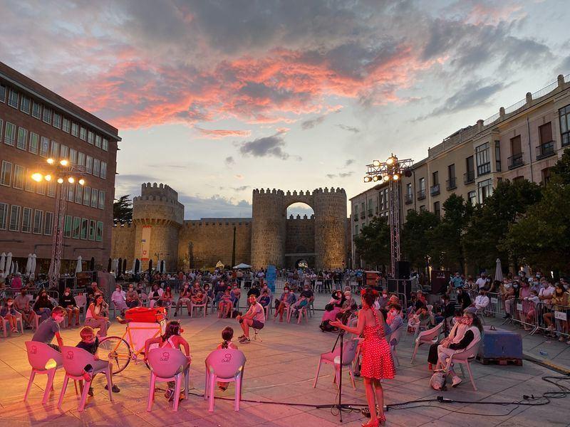 Finaliza con éxito la IX edición del Festival Internacional de Circo de Castilla y León 'Cir&Co'