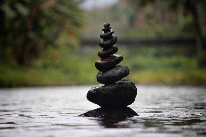Del kaos al logos (XIX): Equilibrio