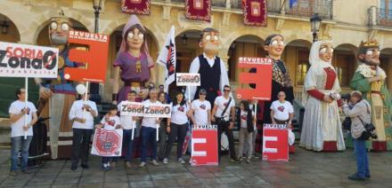 La plataforma 'Soria ¡Ya!' reclama un pacto de Estado contra la despoblación