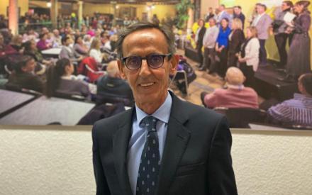 Gonzalo González de Vega, cabeza de lista al Congreso de Por Ávila