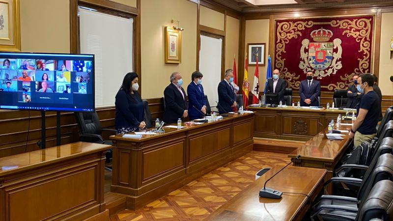 La Diputación lamenta el fallecimiento de una voluntaria de Protección Civil de Piedralaves en acto de servicio