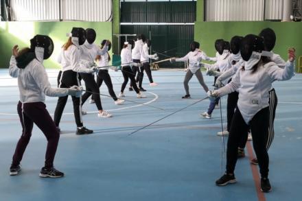Piedrahíta acoge la segunda jornada multideporte de los Juegos Escolares de la Diputación de Ávila