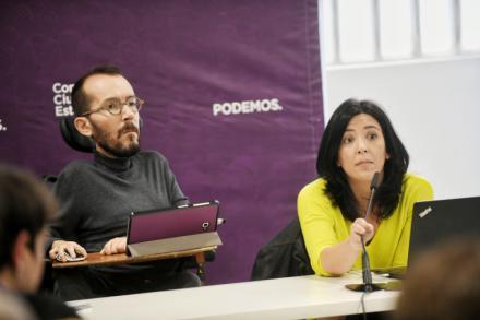 Irremisiblemente Podemos se desmorona