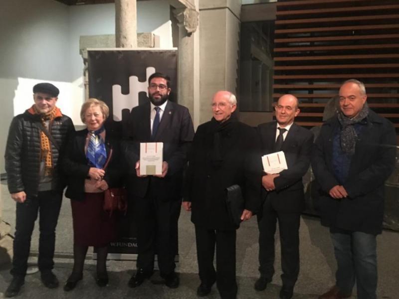 Un libro que reconoce la labor humana y social de Vasco de Quiroga