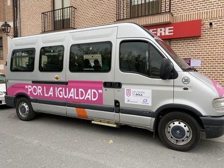 La campaña 'Diputación por la Igualdad' llegará a 34 municipios de la provincia