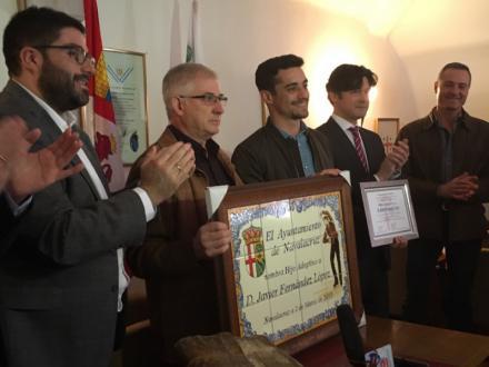 Ávila concederá la Medada de Oro de la provincia al patinador Javier Fernández
