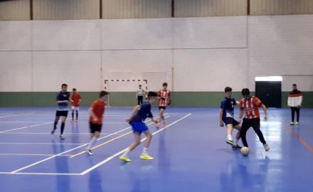 Cadetes y juveniles se unen a la competición de fútbol sala en El Barco de Ávila